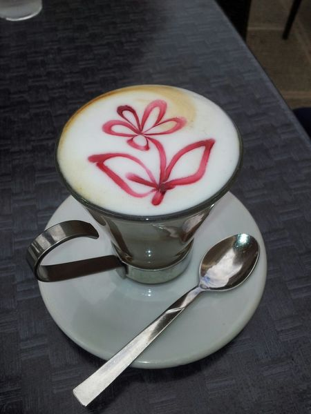 Coffee Time. Relaxing Coffee Time