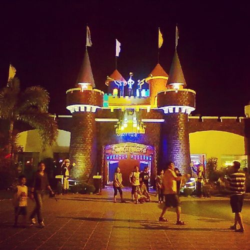 Travel Fantasyland DapitanCity Night Pilipinas