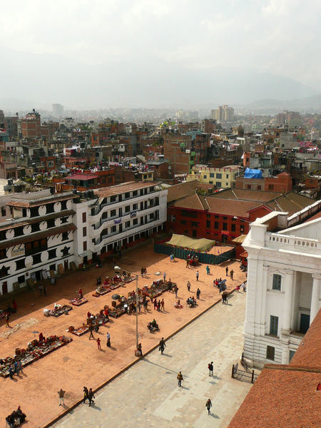 Architecture Building Exterior Built Structure Capital Cities  City City Life Cityscape Cloud Cloud - Sky Community Day Durbar Square Elevated View Kathmandu, Nepal Nepal Outdoors Residential Building Residential District Residential Structure Roof Sky Tourism Town TOWNSCAPE Travel Destinations