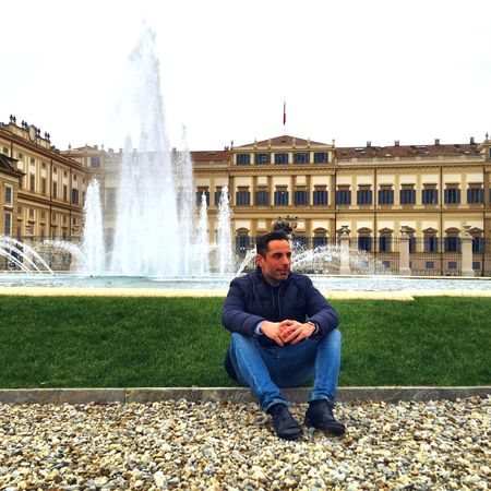 Is this place Versailles? No... this is Monza a small town near Milan. Another extraordinary example of Italian beauty Italy That's Me Hello World Hi! Enjoying Life Taking Photos
