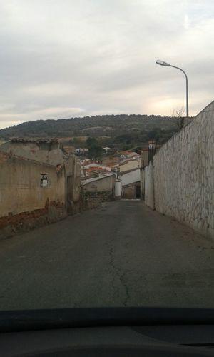 original villar del olmo SPAIN Great Road No Edit EyeEm Best Shots Eyeoftheworld Savetheplanet Thisisspain España Pueblos De España