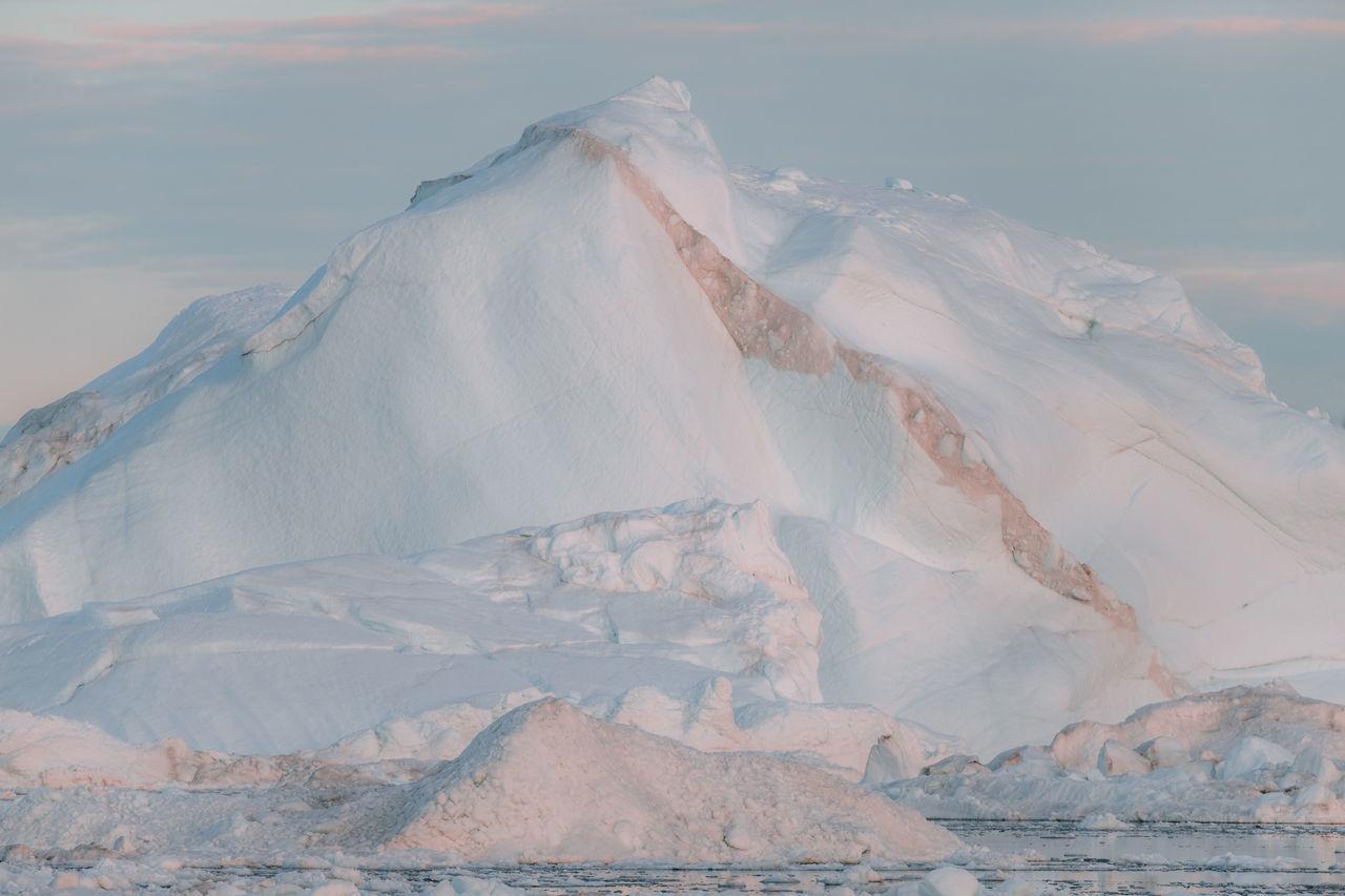 Beauty In Nature,  Cold Temperature,  Environment,  Glacier,  Greenland