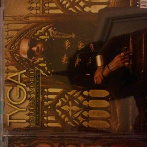 Finally Got The Careless World Album :)
