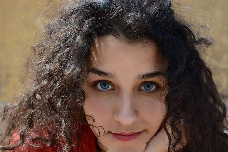 Come i tuoi occhi languidi di ipocondria,che poi è la stessa mia 💫 Gaia Me Blueyes Trapaniabeddra Sicilia Sun Winter Ricciavolontà