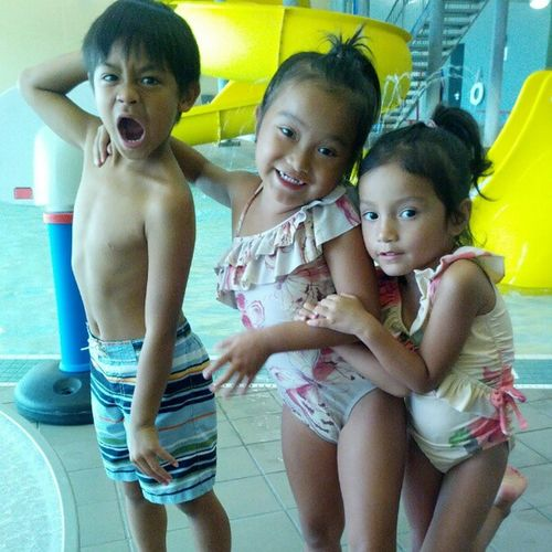 Swimminglessons AboutTime Sillykids LoveThem