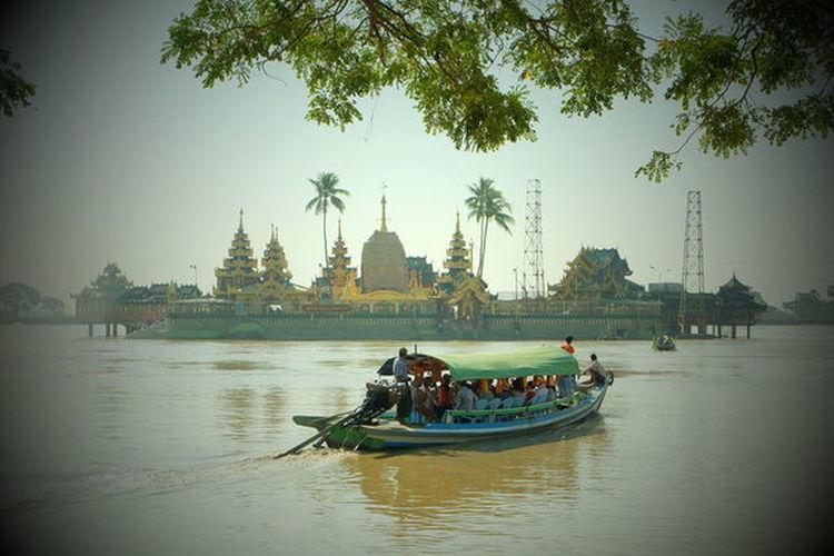 Myanmar Myanmar Pagoda Myanmararchitecture Myanmarlife