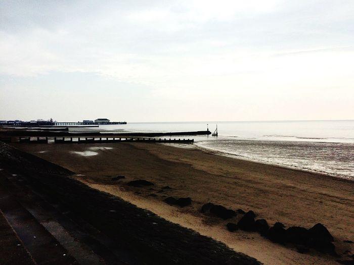 Clacton Beach Beach First Eyeem Photo