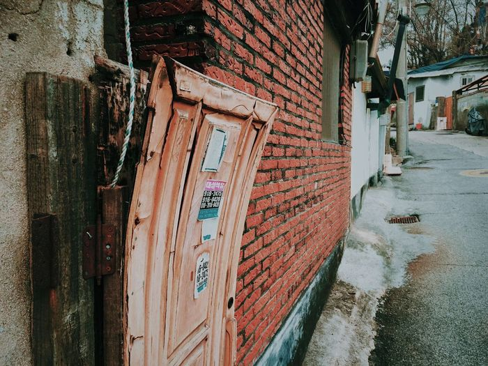 @104 village, Korea Village 60s Architecture 104village Vintage EyeEm Gallery Photo Eye4photography  EyeEm Best Shots First Eyeem Photo Mobilephotography Photooftheday Seoul Korea Photography Documentary Hanging Out Taking Photos Streetphotography IPhoneography Old Buildings Old Town Door