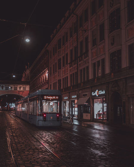 Late nights at