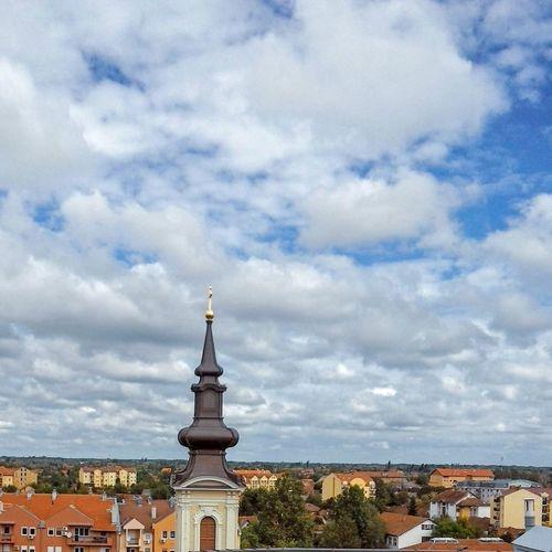Cloud sk Church