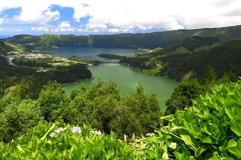Sao Miguel Azores Sao Miguel- Azores São Miguel - Açores Açores Portugal Atlantic Ocean Cete Cidades Lagoa Azul Lagoa Verde Been There. Done That. Lost In The Landscape EyeEmNewHere First Eyeem Photo Perspectives On Nature
