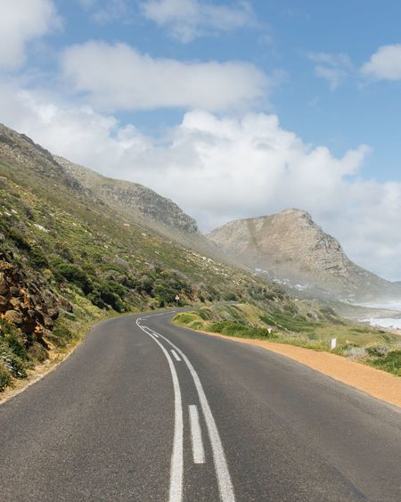 Misty cliffs Road The Week On EyeEm The Way Forward Sky Been There. Done That. Cloud - Sky Scenics Day Asphalt Tranquility Tranquil Scene No People Mountain Nature Landscape Outdoors Beauty In Nature Summer Beach EyeEm Best Shots EyeEm Selects EyeEm Gallery Eye4photography  South Africa