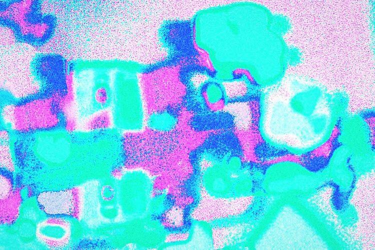'abstract 3.4.5'... Painterly EyeEm Radimagez Refrigerator Artz Blue NEM Submissions Mediaz Digital Media Digital Art Abstract