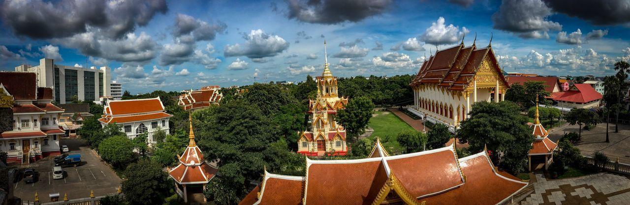 #Udonthani Sky Built Structure Architecture Cloud - Sky Building Exterior Nature Decoration