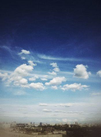 Blue Sky Cloud - Sky Nature Beauty In Nature Day Cloudy Sun Cloud Ukraine