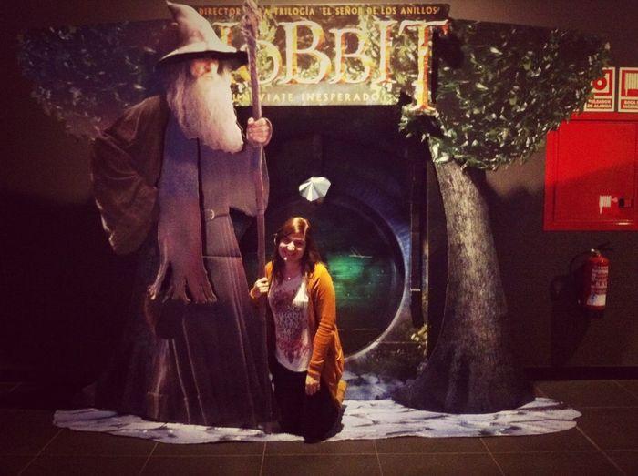 El Hobbit!!!
