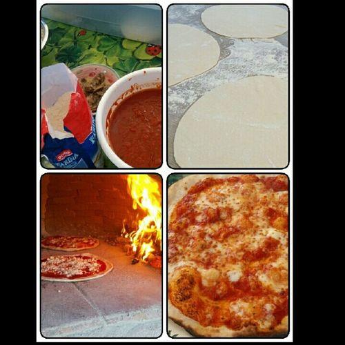 Italian Food Pizza Fatto In Casa