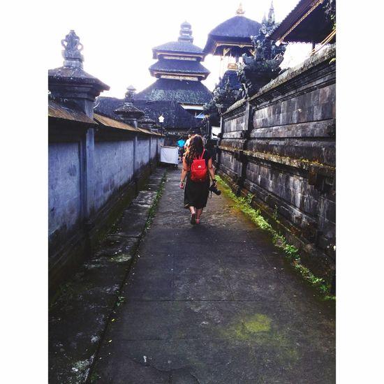 Bali, Indonesia Besakih Temple