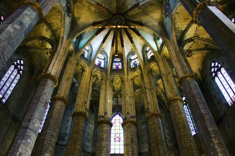 Religion Place Of Worship Window Architecture Spirituality Architectural Column History