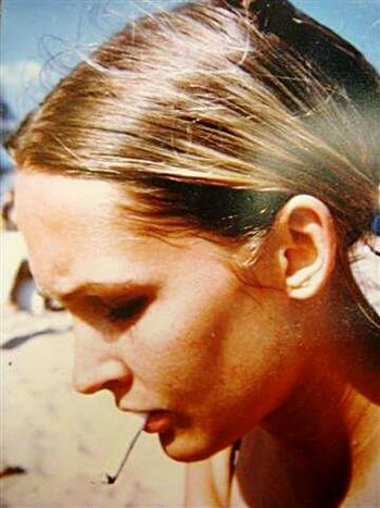 Russianbeauty MyMum Oldpicture Sixties Blonde Hair