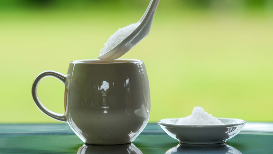 Bowl Close-up Crockery Cup Drink Eating Utensil Focus On Foreground Food Food And Drink Freshness Hot Drink Indoors  Kitchen Utensil Mug No People Refreshment Spoon Still Life Table Tea Tea Cup