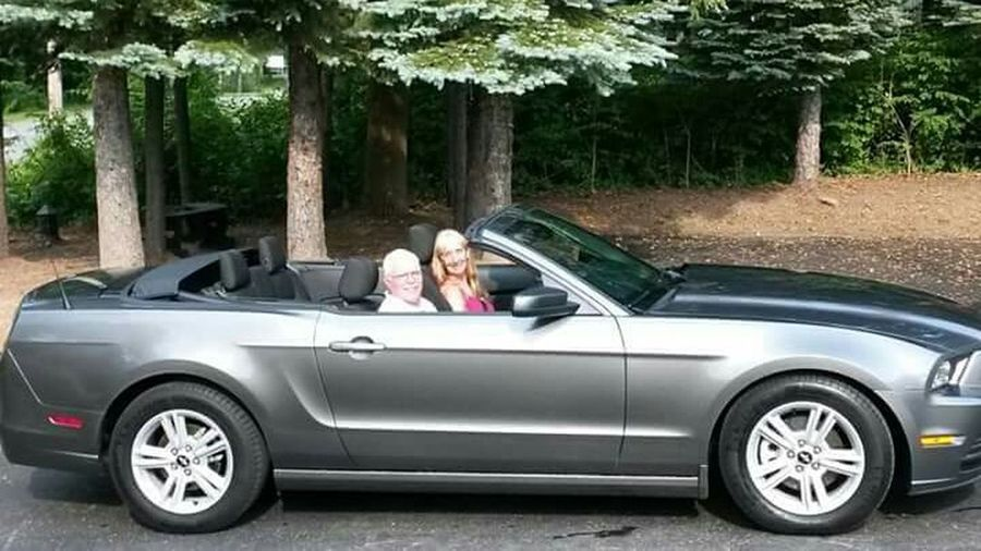 What I Value Family Parents Retirement Cherish The Moment Memories Made  Mustang Muscle Cars