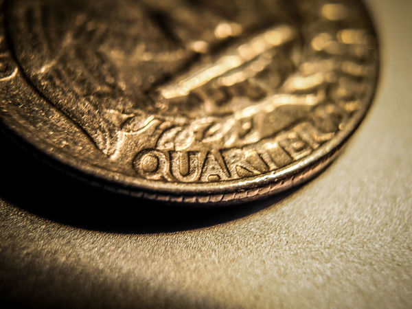 """a """"Q""""uarter Dollar Cash Close-up Coin Coin Collection Detail Dollar Edge Flip A Coin Focus On Foreground Macro Macro_collection Metal Money Numismatics Part Of Q Quarter  Quarter Dollar Selective Focus Single Object Small Change Stamp Stamping Metal Toss A Coin USA"""