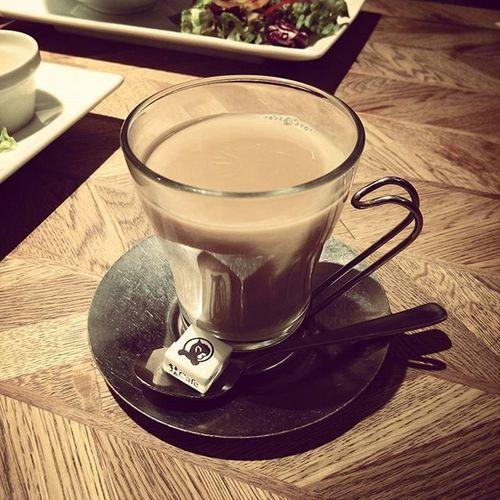 好想帶你回家噢~☕❤❤❤ 眼中只有你 好杯杯 Tokyo Shinjuku Cafe 猿cafe