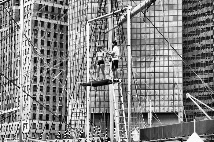 South Street Seaport Urban Geometry Urban Landscape Lines And Angles Wires In The Sky Manandwoman Archecture EyeEm Best Shots Street Photography Streetphoto_bw Blackandwhite Urban Escape New York City Downtownmanhatten EyeEm Best Shots - Black + White Nikon Urbanphotography NYC LIFE ♥ NYCImpressions Embrace Urban Life