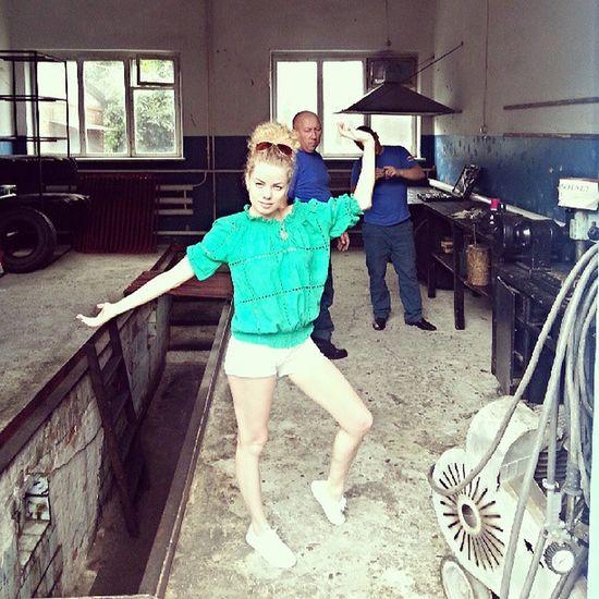 У всех по разному утро начинается, у меня вот так гараж ремонт мчс . доброеутро