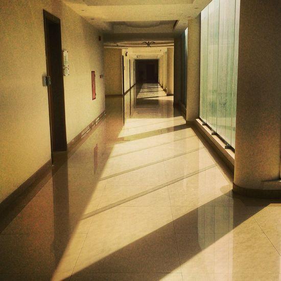 Hallways Shadows & Lights Sun Beams Leyonphotography