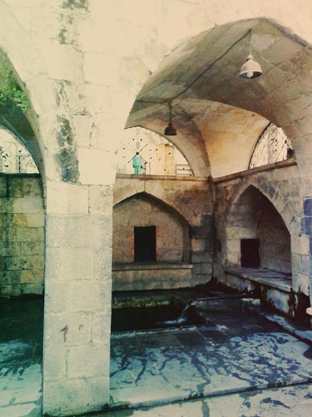 The ablution place of the old mosque of şehreküstü,Gaziantep ,Turkey Ablution Water Mosque Mosque Turkey Islamic Architecture Islam The Architect - 2016 EyeEm Awards Arch Architecture History Old Ancient Architecture Mosques Of The World Islamic Art Islamic Design Dome Ancient Old Buildings Nostalgia Gaziantep Turkey