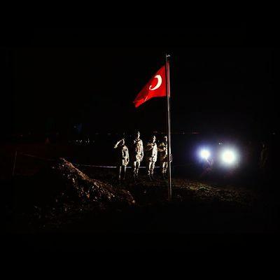 Süleymanşah Tsk Birgeceansızıngelebiliriz Operasyon vatan bayrak mehmetçik millitary
