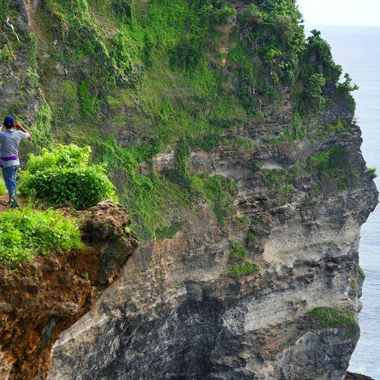 Cliffs Photos GH4 Rocks sea uluwatu indonesia asia