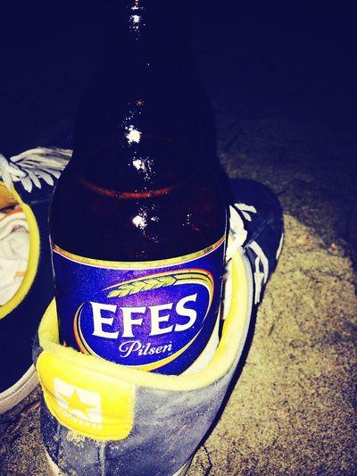 Efes Pilsen Beer Converse All Star ?