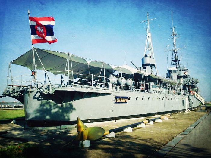Navy Warship Museum in Thailand Museum Thailand Location