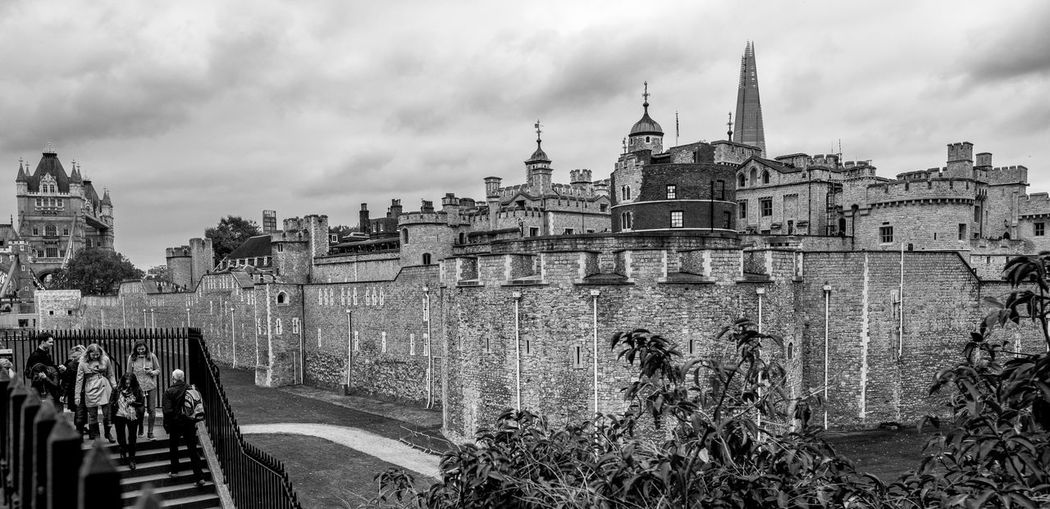 The Tower of London Tower Of London Castle London Monochrome FUJIFILMXT2 Monochrome Photography FUJIFILM X-T2