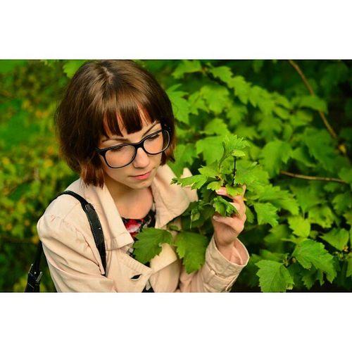 Instasize Model Kamchatka Natural Girl Beautiful Nice Style Glasses