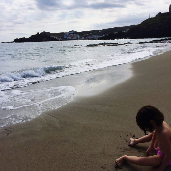 Sandy Menorca Menorca2016 Menorca Beach Menorcaexisteix Menorcalife EyeEmNewHere Childhood Child Kid Sea Beach Girl Play Sand Water Art Is Everywhere BYOPaper! Live For The Story Place Of Heart The Week On EyeEm Summer Exploratorium