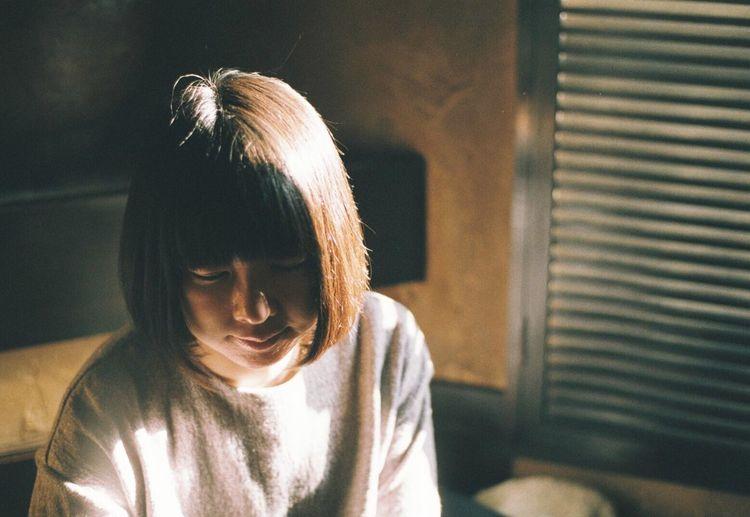 Natural Light Portrait Portrait Tokyo 35mm Film Film Photography Filmisnotdead Filmcamera Film