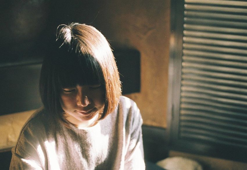 Natural Light Portrait Portrait Tokyo 35mm Film Film Photography Filmisnotdead Filmcamera Film