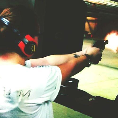 Gun Hand Gun Leesburg Florida Shooting Range
