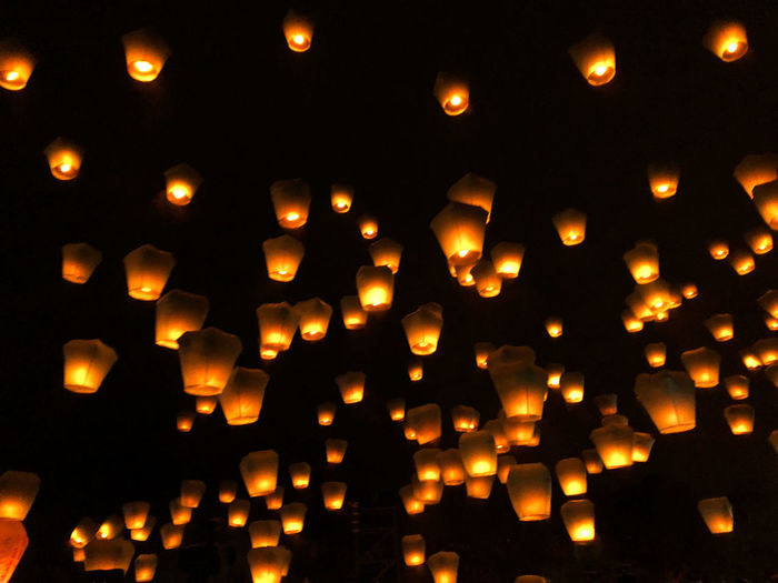 Lantern festival Lantern Lantern Festival Lanternfestival Chinese New Year Taiwan Shifen Pingxi Make A Wish Chinese Lantern Festival Lighting Equipment Traditional Festival Decoration Festival