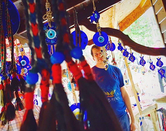 People And Places Eyem Gallery Eyemphotography Eye4photography  EyeEm Gallery EyeEm Eyeemphoto People Places Place Beads Blue Bead Eye Beads Blue Multi Colored Hanging From The Ceiling Hang Nazar Boncuğu Masmavi Nazar Değmesin ❤ Love Hello World EyeEm Best Shots EyeEm Best Edits The Portraitist - 2017 EyeEm Awards