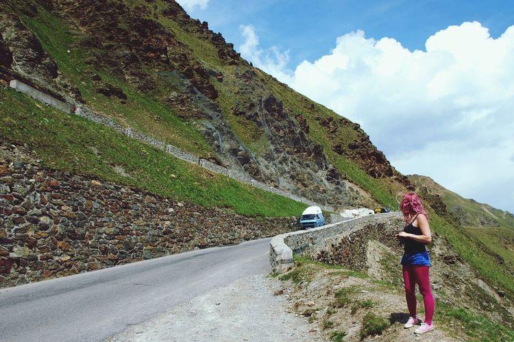 Mountains Mountain Road Road Trip Travelling T25 VW in Stelvio Italy Stelviopass