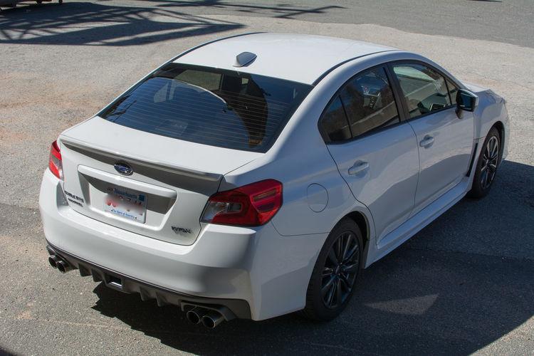 2017 Subaru WRX Car Day Land Vehicle Modern Motorsport No People Outdoors Stationary Transportation White Crystal Pearl