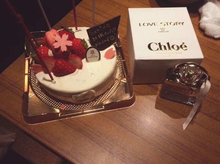 サプライズで誕生日と就職のお祝いしてくれた😊💞 Otaben's Love My Bestfriends
