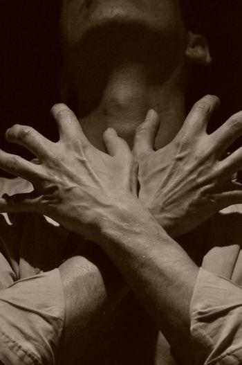 Indoors  Hand