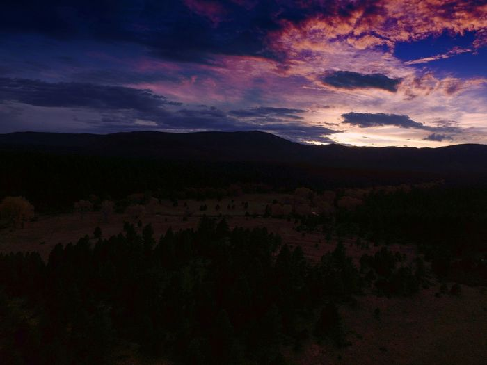 Beautiful northern NM dusk Landscape Outdoors Sky Tranquil Scene Mountain Range Newmexicophotography NewMexicoTRUE Dramatic Sky Dusk Colors Dusky Pink Dusk Clouds Dusky Sky Dusk Be. Ready.