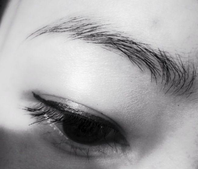 """""""On ne voit bien qu'avec le coeur. L'essentiel est invisible pour les yeux."""" - Antoine de Saint Exupéry (LE PETIT PRINCE) Eyes On YOU!! That's Me EyeEm Best Shots - Black + White B&W Portrait"""